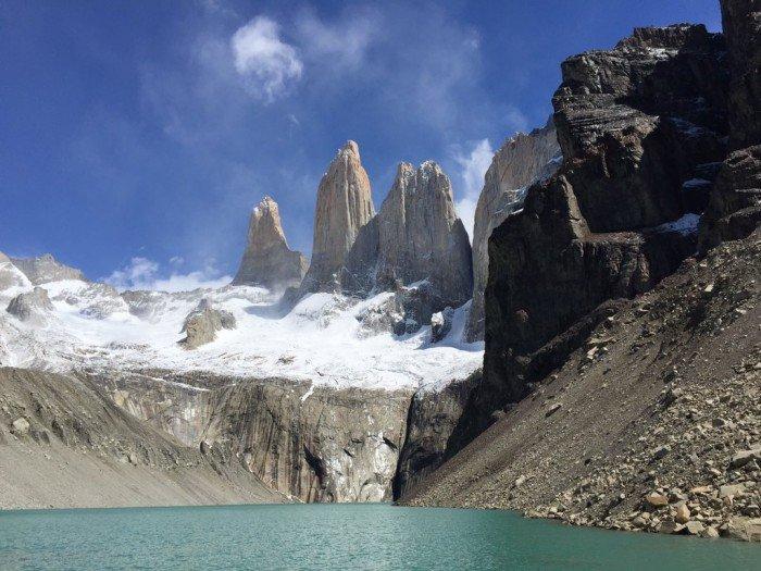 #MagallanesyAntártica ✵ Torres Del Paine...