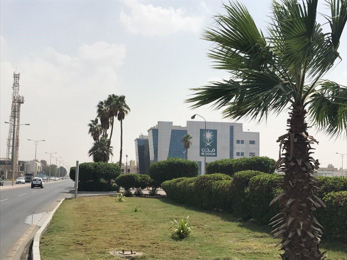مدن Modon Pa Twitter مدن خضراء المدينة الصناعية الأولى في جدة