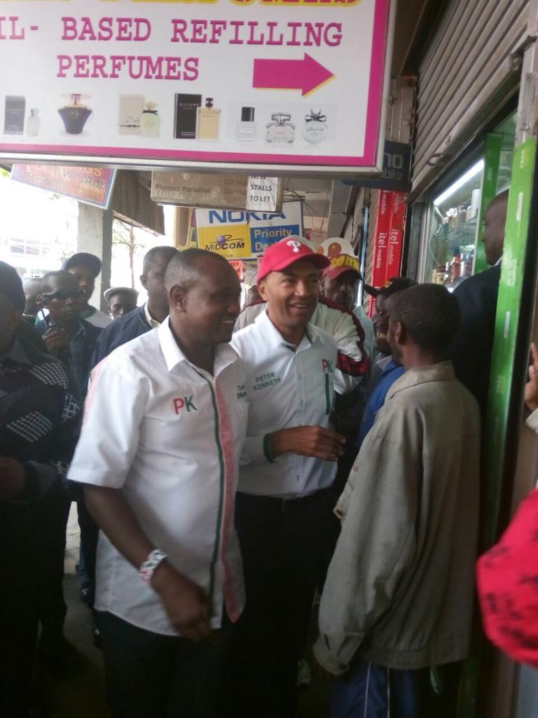 Nairobi we have decided its PETER KENNETH for governor #PKtanofresh <br>http://pic.twitter.com/1A6nco3WAr