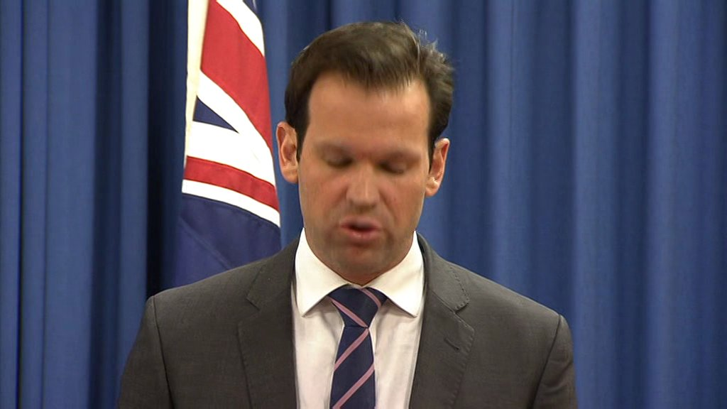 Canavan: -2006 mother lodge docs to become Italian cit, lodge for Canavan too -Matt Canavan is an Italian citizen -Resign ministry @abcnews