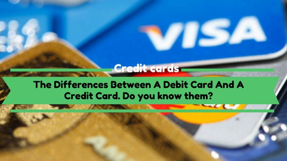 Just published a new article: What Are The Differences Between A Debit Card And A Credit Card?  https:// goo.gl/zuijXo  &nbsp;   #Card #Cards<br>http://pic.twitter.com/HQkKZg0M1P