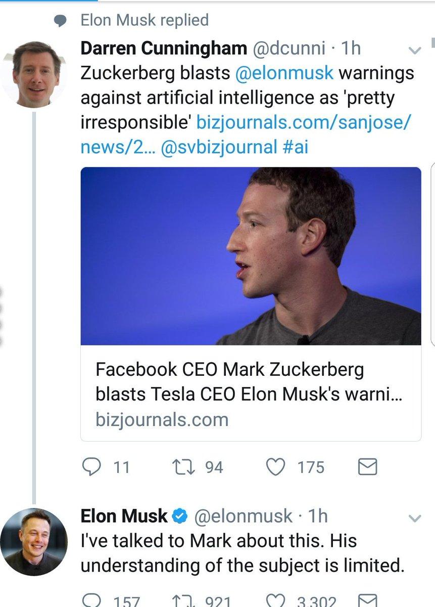 elon musk geeft mark zuckerberg serieuze steek op twitter https t co sn6zsyrigu
