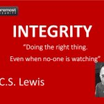Especially true for us in #security! #Values to #live & #work by. #TuesdayThoughts #inspiration #b2bhour