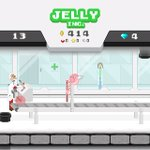 I just survived 13 floors in Jelly Inc. Can you do better? App Store: https://t.co/x9Dl0YBG1k