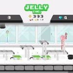 I just survived 8 floors in Jelly Inc. Can you do better? App Store: https://t.co/x9Dl0YBG1k