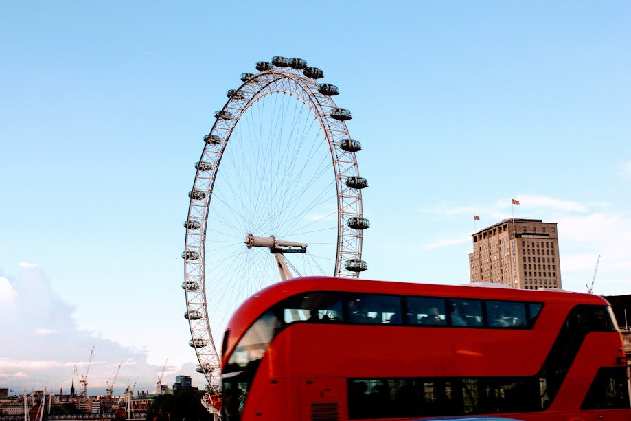 The #London Eye from #Westminster Bridge !<br>http://pic.twitter.com/L0999czMDu