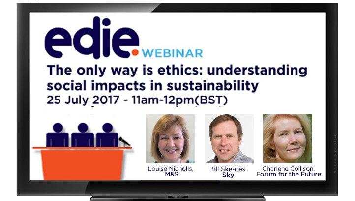 TODAY AT 11AM: Free #webinar on #supplychain ethics featuring @marksandspencer, @skybiggerpic &amp; @Forum4theFuture -  http:// goo.gl/Dfr5dM  &nbsp;  <br>http://pic.twitter.com/RfhOLIUrrb