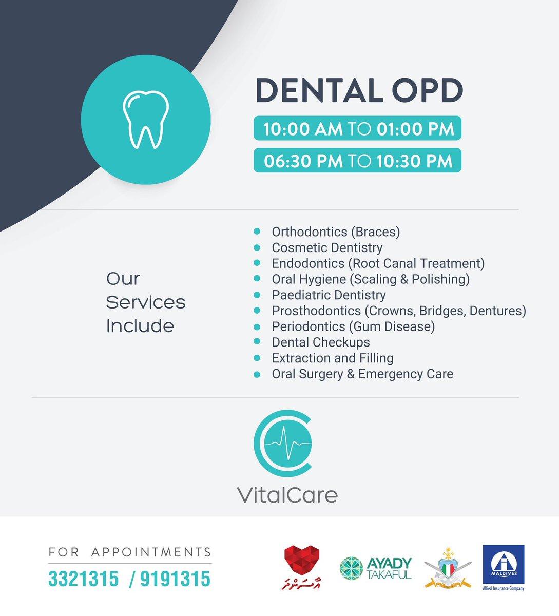 Dentistry In Maldives