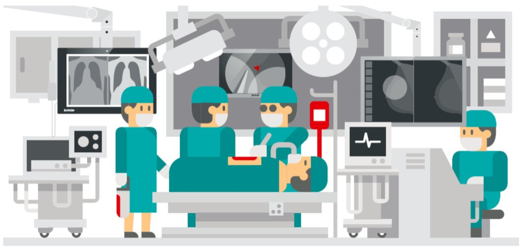 We asked #biomedical, #clinical #engineers &amp; #OR managers about what it takes to run an #operatingroom:  http:// bit.ly/2tiPyuT  &nbsp;   #infographic<br>http://pic.twitter.com/iOUfwinP7t