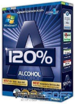 alcohol 120 64 bit  торрент