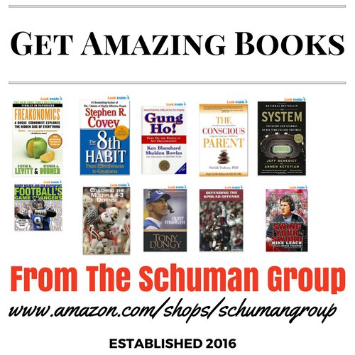 Get Amazing Books From The Schuman Group https://t.co/CIbYWRTWid all discounted and all top quality