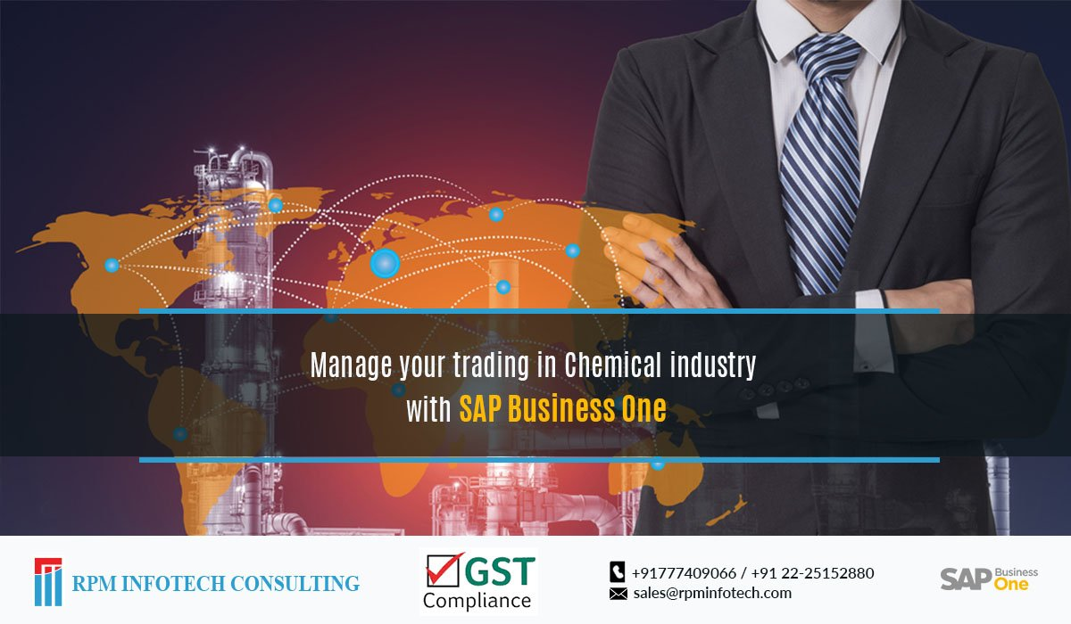 Manage your #Chemical industry trading with #SAPBusinessOne that help your business dreams come true.  http:// goo.gl/3vA1Ey  &nbsp;  <br>http://pic.twitter.com/FLcffKRmvd