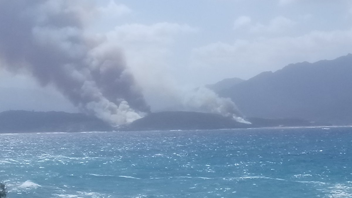 #capulauruso #propriano#corse #incendie <br>http://pic.twitter.com/TcInQ0j3y2