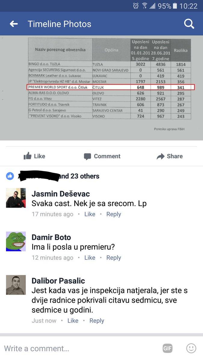 Kurve mostar Sramotna fejsbuk