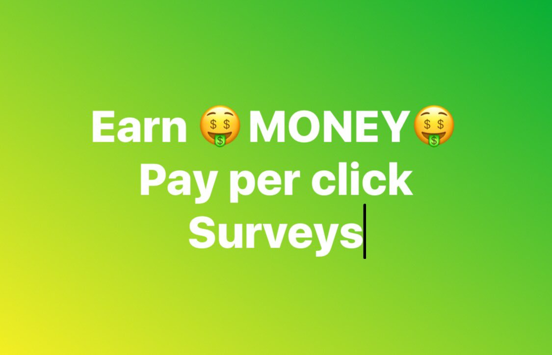 EARN MONEY ONLINE Few clicks and answering surveys  Join  http:// neobux.com/?r=ancp  &nbsp;     #payperclick #earnmoney <br>http://pic.twitter.com/P2WPA4ioiD