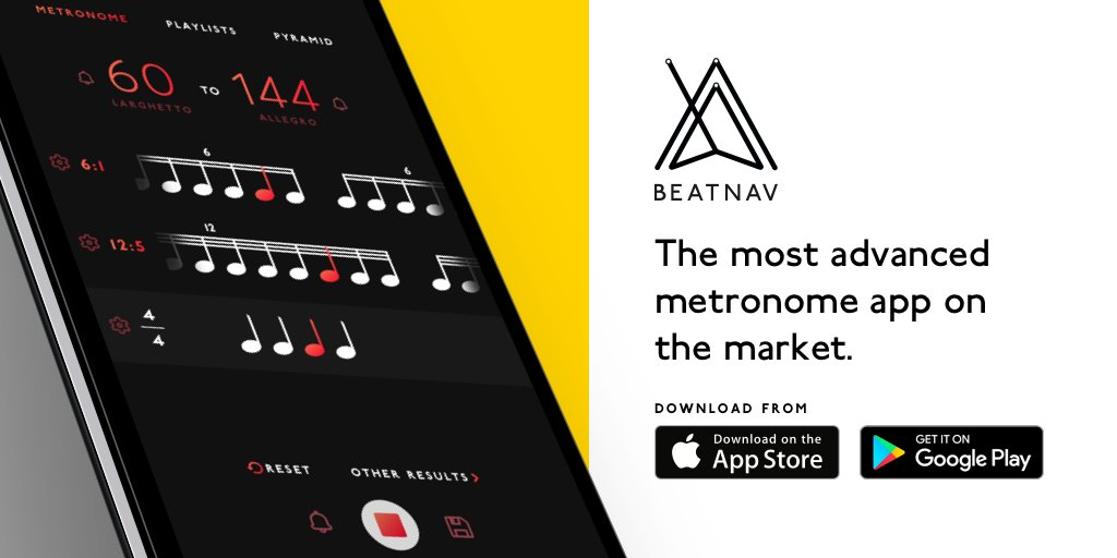 We&#39;ve been working with @beat_nav to develop the most advanced metronome #app. Try it on Android &amp; iPhone -  http:// beatnav.com  &nbsp;   <br>http://pic.twitter.com/S6X0f7WC7I