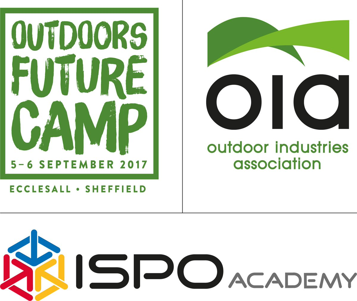 Book your place at the Outdoors Future Camp in Sheffield (5-6 Sept) to #Learn #Network and #BeInspired - more info:  http://www. outdoorindustriesassociation.co.uk/OutdoorsFuture Camp &nbsp; … <br>http://pic.twitter.com/Ac323gjeeI