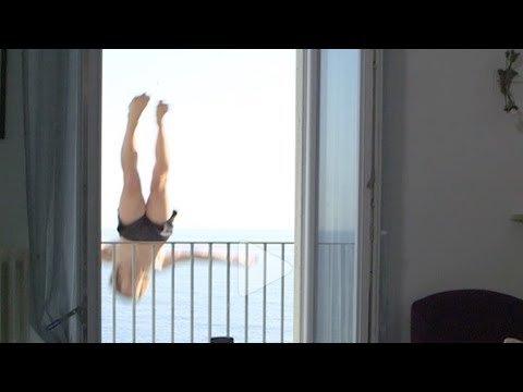 Cliff Diving, il campione Gary Hunt si tuffa dal suo balcone di Polignano a Mare - https://t.co/agRt0JKBU5 #blogsicilianotizie #todaysport