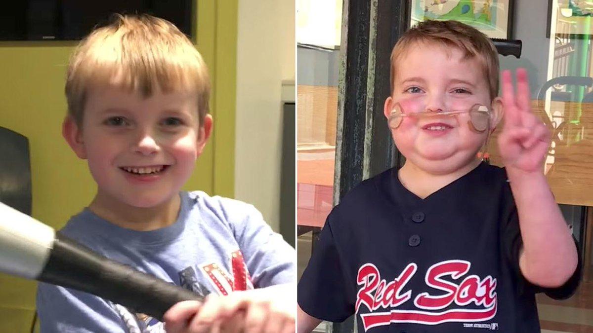 Sad update: Ari Schultz, viral heart transplant recipient, dies at age 5. Rest in peace: https://t.co/3GIeLOp4TW