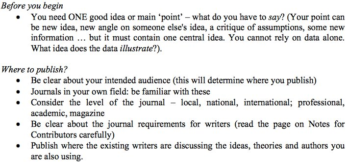 How to submit &amp; publish an #academic journal article: what novices need to know  http:// buff.ly/2tz2NE8  &nbsp;   #phdchat #phdadvice #ecrchat #acwri<br>http://pic.twitter.com/MpzI28UQ0L