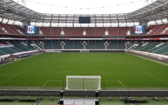 "Stefano Conforti🚂 on Twitter: ""Lokomotiv Stadium will be likely renamed  into ""RZD Arena"" in the near future, says Lokomotiv President Ilya Gerkus.…  """