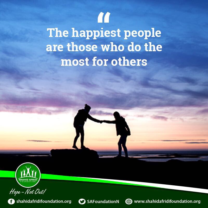 If you want to feel inner joy, make sure you focus more on things that give you more than materialistic rewards.  #HopeNotOut #HelpOthers <br>http://pic.twitter.com/Uej0fd4QjI
