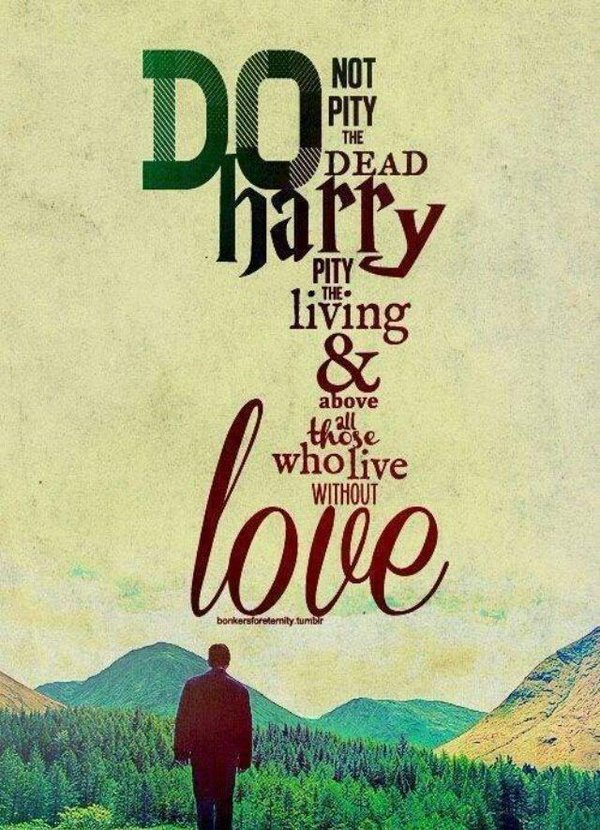 Harry Potter World On Twitter Favourite Quote From Dumbledore