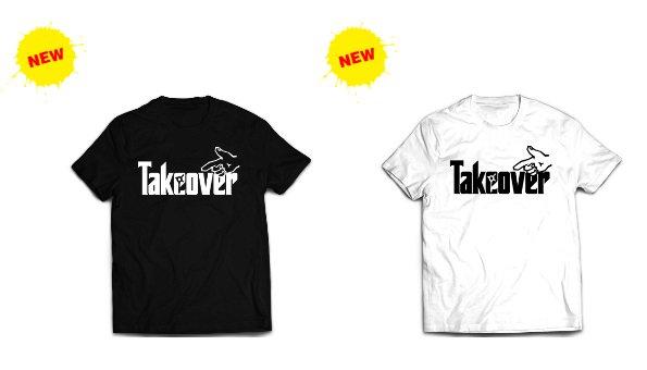 ブログ更新:初回分は数日で1000枚以上売れていた! 復刻「TAKEOVER」柴...