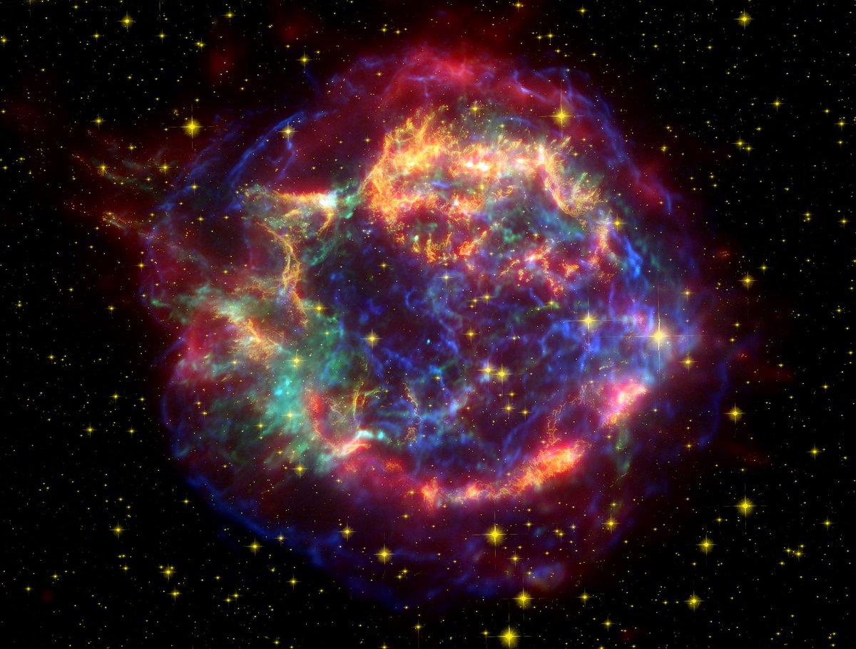 🌟 La Nasa devra-t-elle abandonner le télescope Spitzer après 16 ans passés à observer la genèse des étoiles ? 👉 https://t.co/W46yjdHuTG