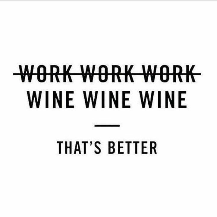Start of the week feels! Who wishes it was the #weekend again? I prefer the later! #wine wine wine!  #winenot RT this one! #OnceUponAWine<br>http://pic.twitter.com/hTtWKCAVOp