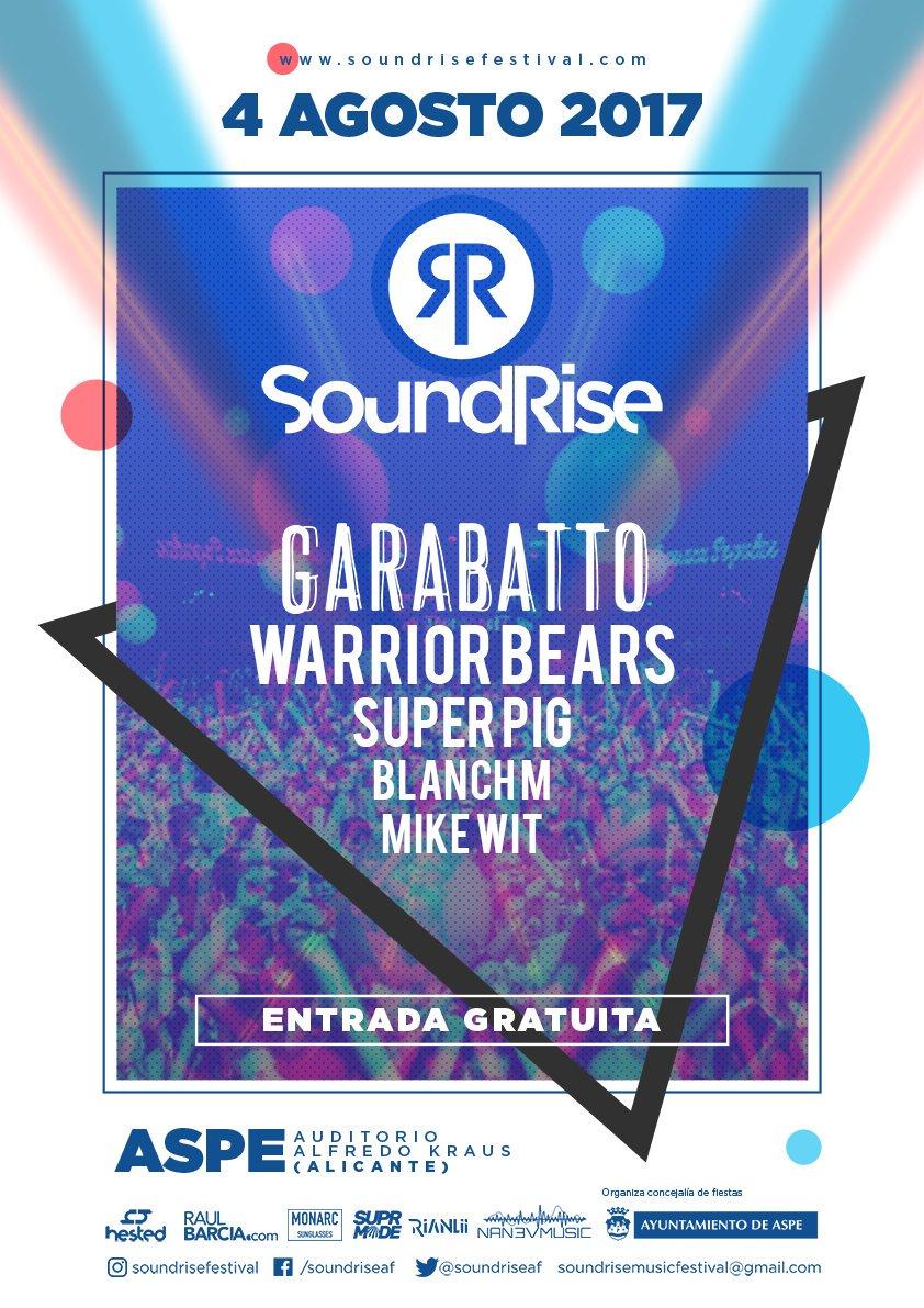 garabatto warrior bears and svperpig