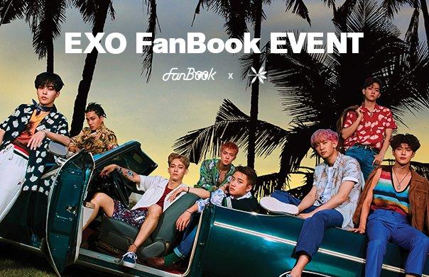 FanBook X #EXO EVENT👉   #엑소 #TheWarEXO #KoKoBop