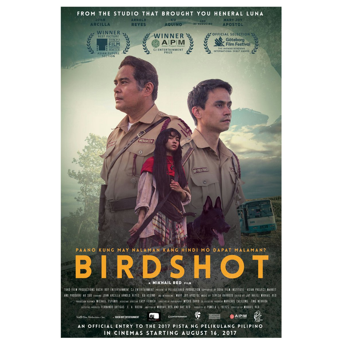 Image result for birdshot poster