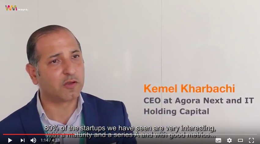 Interview @kharbachikemel #CEO at #AgoraNext at #investment bootcamp by @WayraES  https://www. youtube.com/watch?v=C2BJgH xkOeU&amp;feature=youtu.be&amp;ab_channel=WayraStartups &nbsp; …  #funding #vc #ba #Startups<br>http://pic.twitter.com/YTpD1KDprC