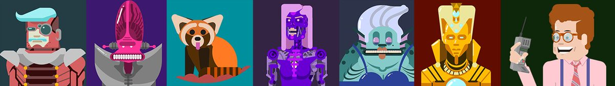 Character art for #VostokInc #PS4 #PSVita #XboxOne #Steam #indiegame #indiedev find out more  http:// badlandindie.com/vostok-inc/  &nbsp;  <br>http://pic.twitter.com/cGUATzcl3W