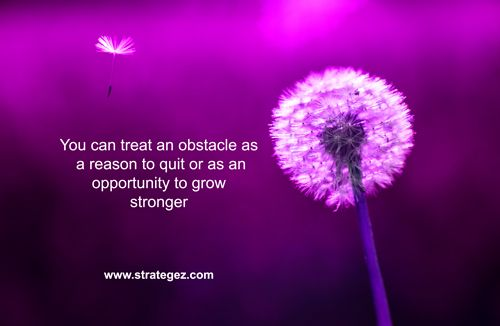 Use adversity to grow stronger #smallbusiness #leadership #motivation<br>http://pic.twitter.com/Q3GcqmDbnj
