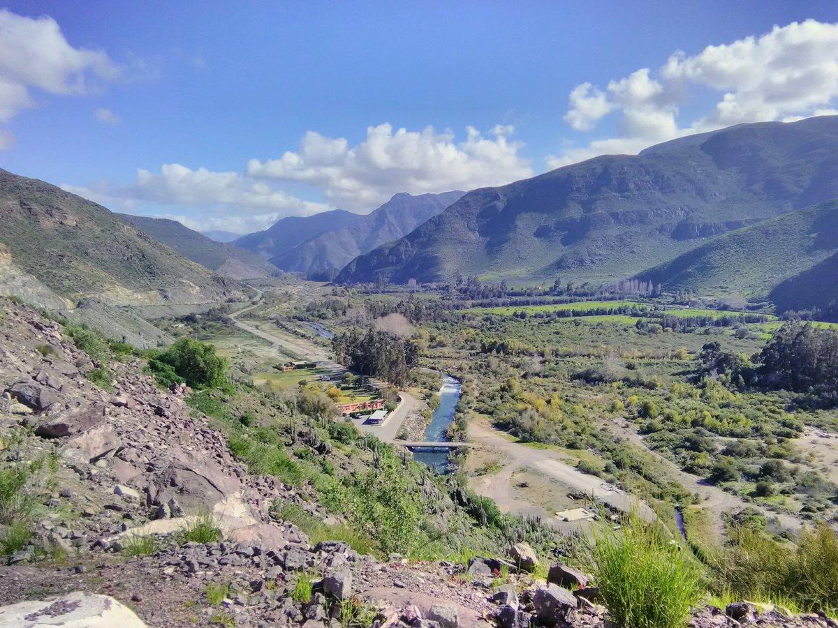 #ChileLindoMG Valle del Elqui... https:/...