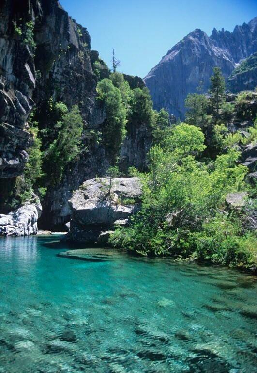 Río achibueno 👍 #ChileLindoMG https://t....