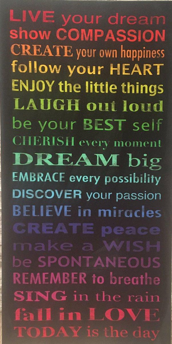 Dream. Discover. Believe. Create. Laugh. Love. Be Kind! #bekindEDU #kidsdeserveit #leadupchat #eduAR #tlap #LeadLAP #edchat #moreedu #t2t<br>http://pic.twitter.com/4RcTvuQ0Os
