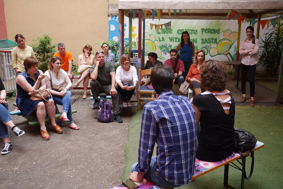 Have you heard of our new @EUErasmusPlus project, IMAEFE? We&#39;re exploring innovative methods of adult #education  http:// ow.ly/neeP30dTvTa  &nbsp;  <br>http://pic.twitter.com/U0QylvaDTl