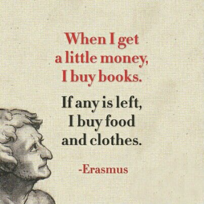 Someone had his priorities right #priorities #bibliophile <br>http://pic.twitter.com/Uu7ElgisVe