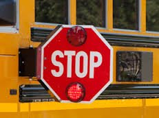 School is out, but the rules still apply for stopping for a school bus...