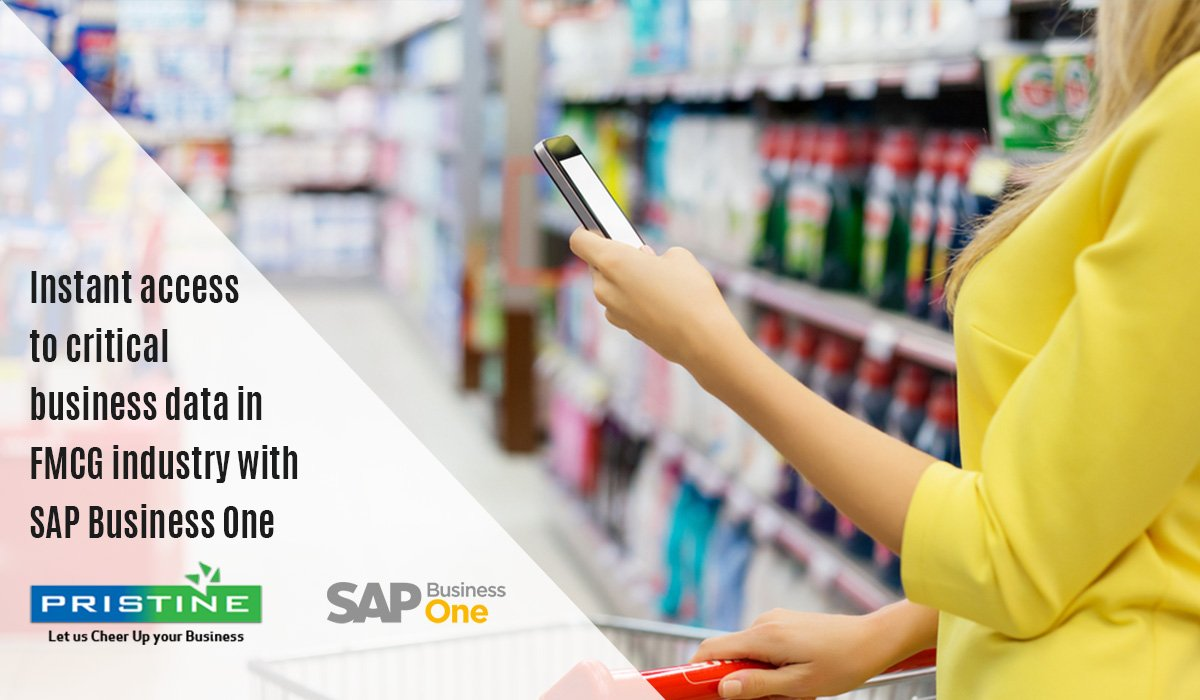 #FMCG needs much more than standardised operations. Try #SAPBusinessOne for instant access to critical business data  https:// goo.gl/MW3zFa  &nbsp;  <br>http://pic.twitter.com/PopKnsFKXi