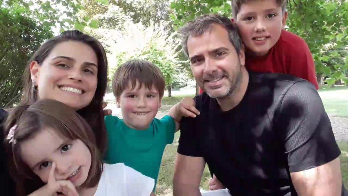 Ô, família bonita! 😍 #MaisVocê