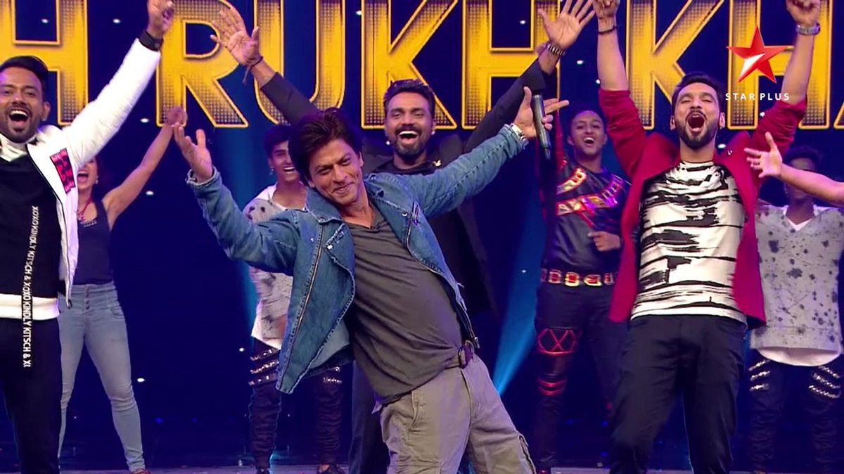 Harry never expected this when he met @remodsouza! #DancePlus3, This Sat-Sun at 8pm. #EkLevelUp @iamsrk https://t.co/SrmOyGsYur