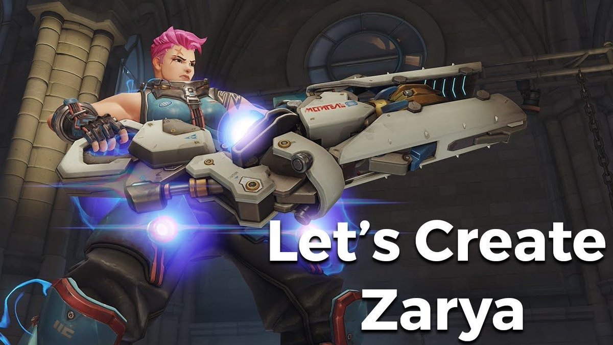 Checkout @Matthew_Palaje &#39;s #tutorial on createin Zarya Graviton Surge from #Overwatch   http:// buff.ly/2uvJNaF  &nbsp;   #Bahrain #UE4 #GameDev<br>http://pic.twitter.com/U8Jwx4kYQ3