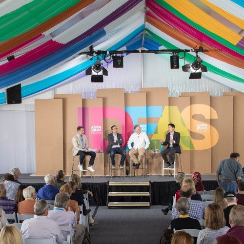 The #Future of Intelligence Interesting discussion at @AspenIdeas #ai #futureofwork #research #wtf #algorithms   http:// bit.ly/2uwEfgd  &nbsp;  <br>http://pic.twitter.com/Y7zYWJ9tAW