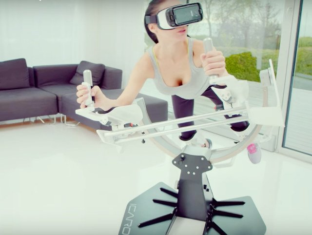 Fitness meets VR gaming with this badass flying machine called &quot;ICAROS&quot;   http:// mashable.com/2017/01/12/fit ness-vr-gaming-flying/#GyjGlpNz8aqd &nbsp; …    #vr #startup #naming #branding <br>http://pic.twitter.com/0Aj0U1LpME