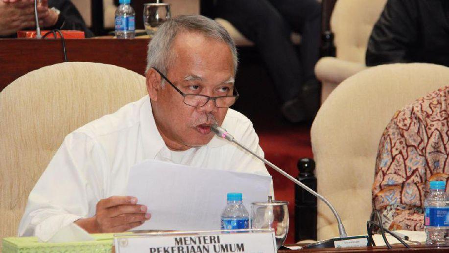 detikcom: Arahan Menteri PU Soal Penggun...