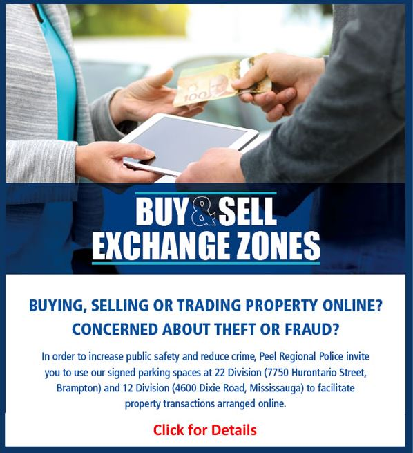 Piece of cake, piece of mind! Buy&Sell Exchange Zones. check out o...